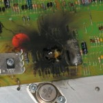 printed circuit board repairs