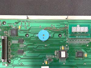 charmilles operator keyboard repairs