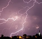 repairs for lightning damaged electronics