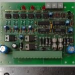 Nedpar circuit boards OE 1001-1