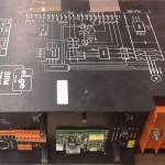 Vickers S40 CNC controller